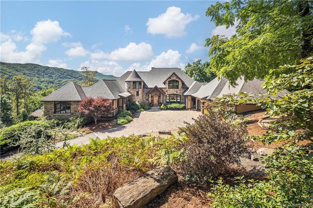 Photo of 500 Ox Creek Road, Weaverville, NC 28787 (MLS # 3653398)