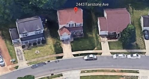 Photo of 2443 Fairstone Avenue, Charlotte, NC 28269-5421 (MLS # 3663402)