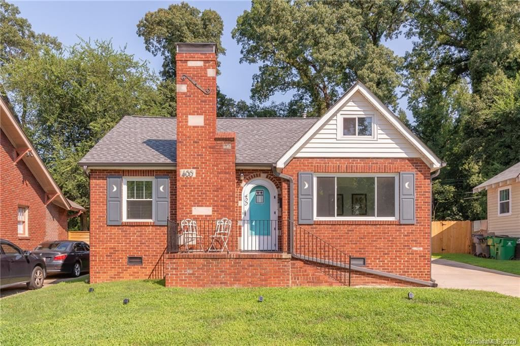 400 Woodvale Place, Charlotte, NC 28208-4338 - MLS#: 3656403