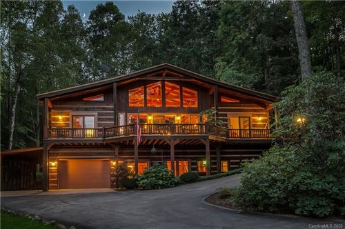 Photo of 58 Lake Point Drive, Pisgah Forest, NC 28768-9775 (MLS # 3665411)