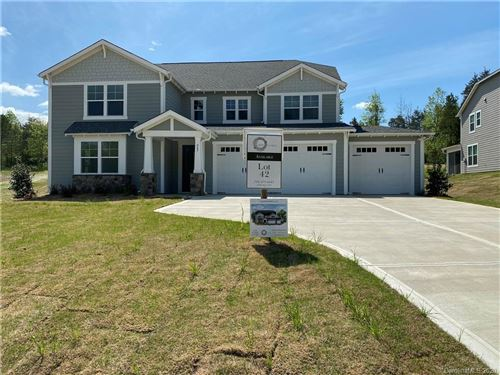 Photo of 247 Country Lake Drive #Lot 42, Mooresville, NC 28115 (MLS # 3558413)