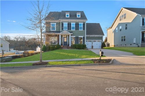 Photo of 17223 Summers Walk Boulevard, Davidson, NC 28036-8937 (MLS # 3709416)