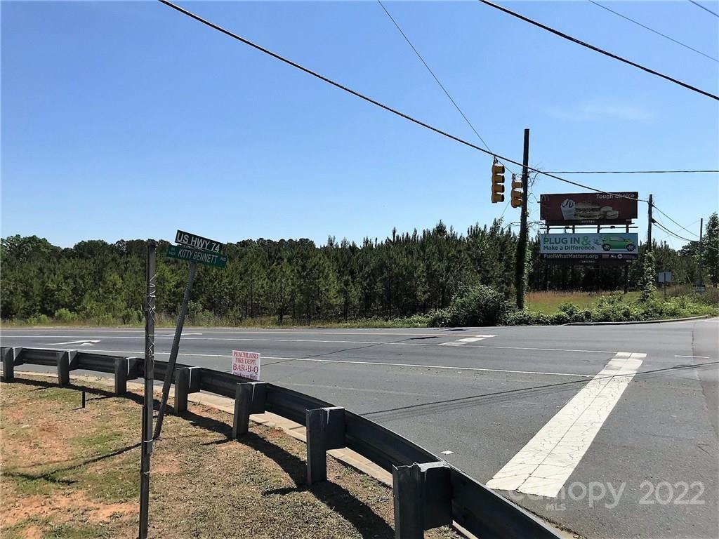Photo for 001 US Hwy 74 Highway, Wadesboro, NC 28170 (MLS # 3068418)