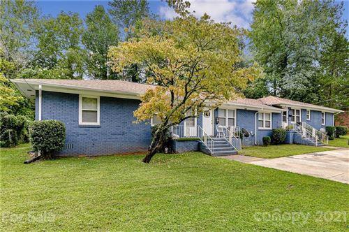 Photo of 5451 Gwynne Avenue, Charlotte, NC 28205-7488 (MLS # 3784422)