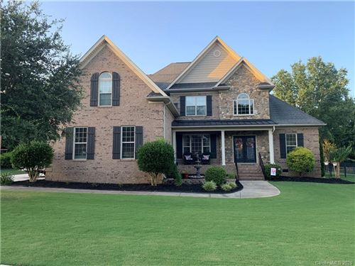 Photo of 6186 Four Wood Drive, Matthews, NC 28104 (MLS # 3667426)