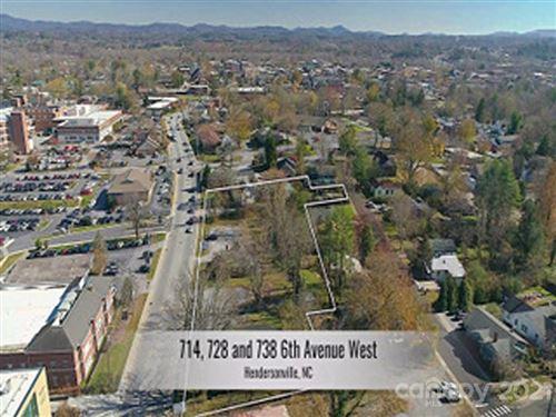 Photo of 714,728,738 Sixth Avenue W, Hendersonville, NC 28739-4114 (MLS # 3700426)