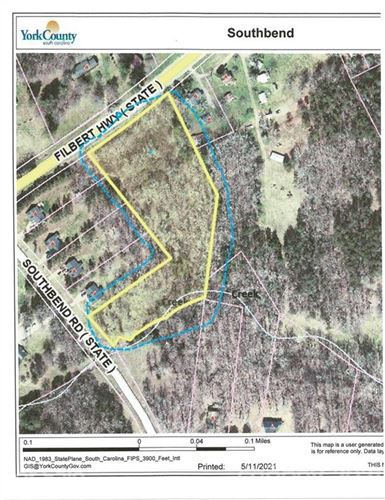 Photo of HWY 321 & Southbend Highway #Lot 4, Clover, SC 29710 (MLS # 3738446)