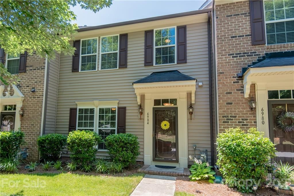 Photo for 6984 Colonial Garden Drive #52, Huntersville, NC 28078-1242 (MLS # 3748449)