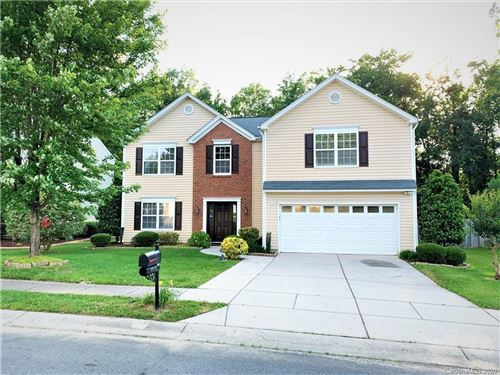 Photo of 3914 Edgeview Drive, Indian Trail, NC 28079-5518 (MLS # 3628451)