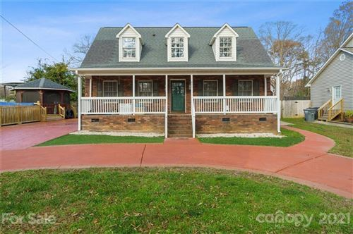 Photo of 411 E Blume Street, Landis, NC 28088-1110 (MLS # 3681452)