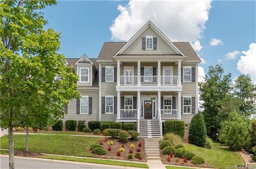 Photo of 12910 Olive Park Drive, Huntersville, NC 28078-2448 (MLS # 3643466)