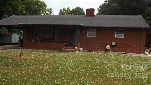 Photo of 802 Washburn Street, Cherryville, NC 28021-3546 (MLS # 3749471)