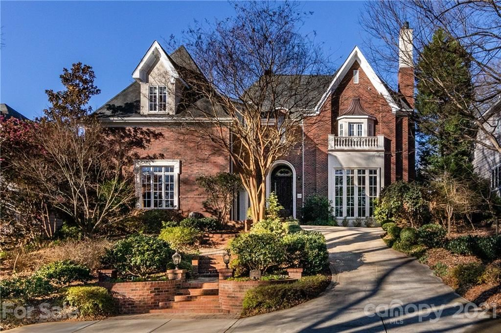 Photo for 2928 Forest Park Drive, Charlotte, NC 28209-1402 (MLS # 3710476)