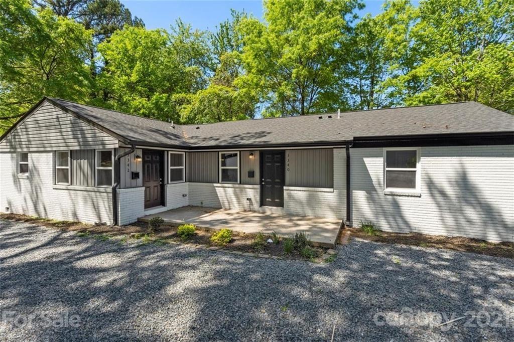 Photo for 3340/3342 Washburn Avenue, Charlotte, NC 28205-7025 (MLS # 3736476)