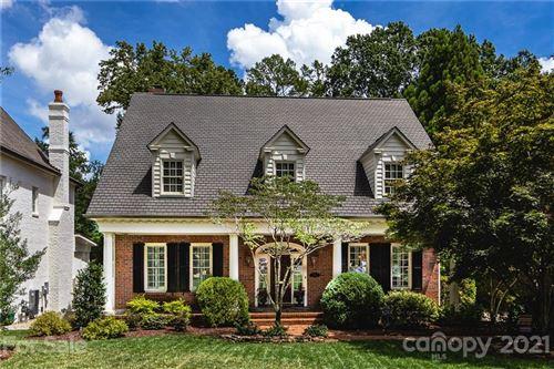 Photo of 2705 Tanglewood Lane, Charlotte, NC 28211-1646 (MLS # 3775478)