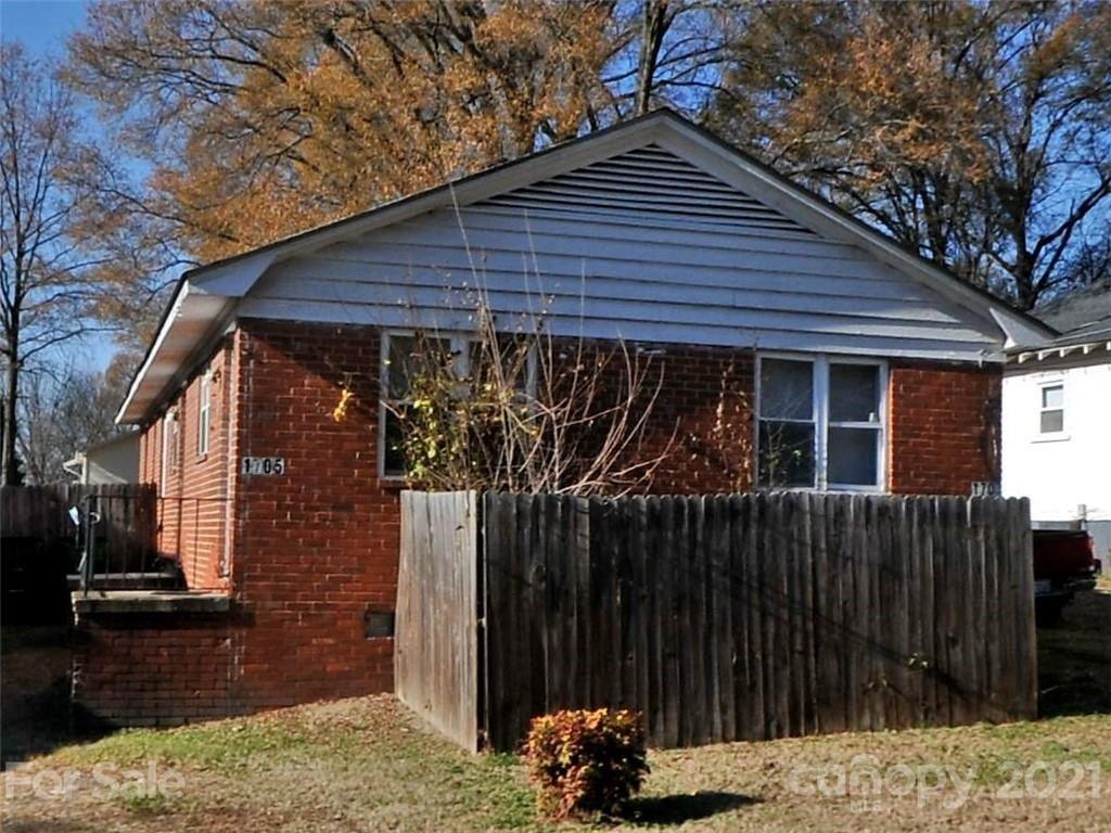 Photo for 1705/1707 Harrill Street, Charlotte, NC 28205-2850 (MLS # 3721483)