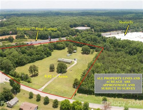 Photo of 9.92ac Coltharp Road, Fort Mill, SC 29715-8984 (MLS # 3751487)