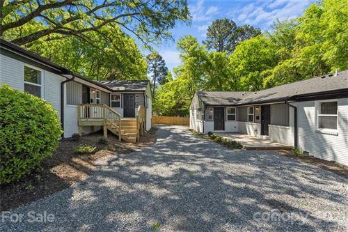 Photo of 3344/3346 Washburn Avenue, Charlotte, NC 28205-7025 (MLS # 3736489)