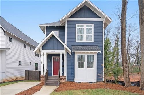 Photo of 2566 Barry Street, Charlotte, NC 28205 (MLS # 3575497)