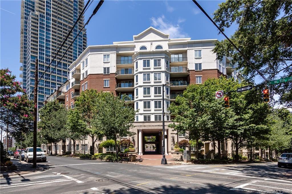 300 W 5th Street #525, Charlotte, NC 28202-1519 - MLS#: 3655500