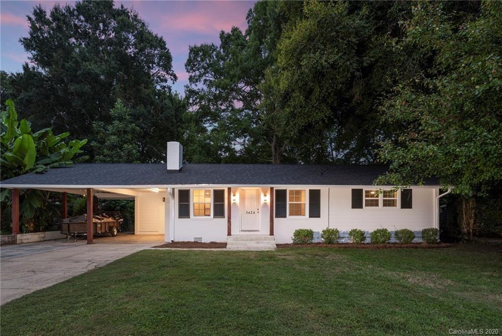 3424 Stonehaven Drive, Charlotte, NC 28215-3230 - MLS#: 3663509