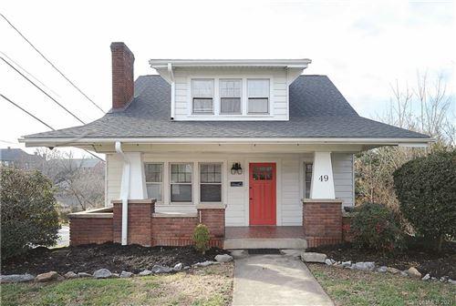 Photo of 49 Baker Avenue, Asheville, NC 28806-3500 (MLS # 3698513)
