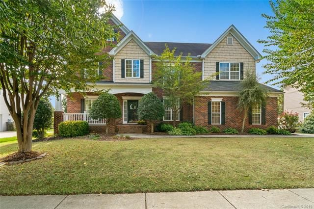 Photo for 8112 Bytham Castle Drive, Huntersville, NC 28078 (MLS # 3558516)