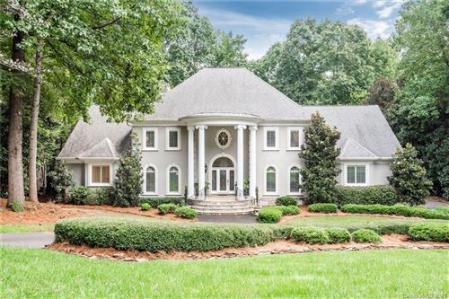 Photo of 4700 Old Course Drive, Charlotte, NC 28277-1303 (MLS # 3657517)