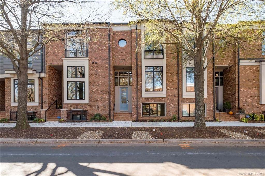 456 E 33rd Street #Unit 22, Charlotte, NC 28205 - MLS#: 3546522