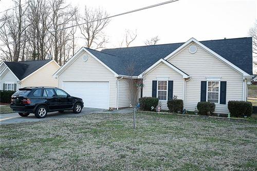 Photo of 3631 Atlas Drive, Charlotte, NC 28269-4101 (MLS # 3701538)
