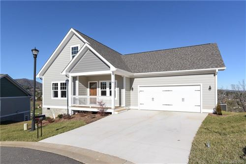 Photo of 58 Rose Creek Road #50/51, Leicester, NC 28748 (MLS # 3458555)