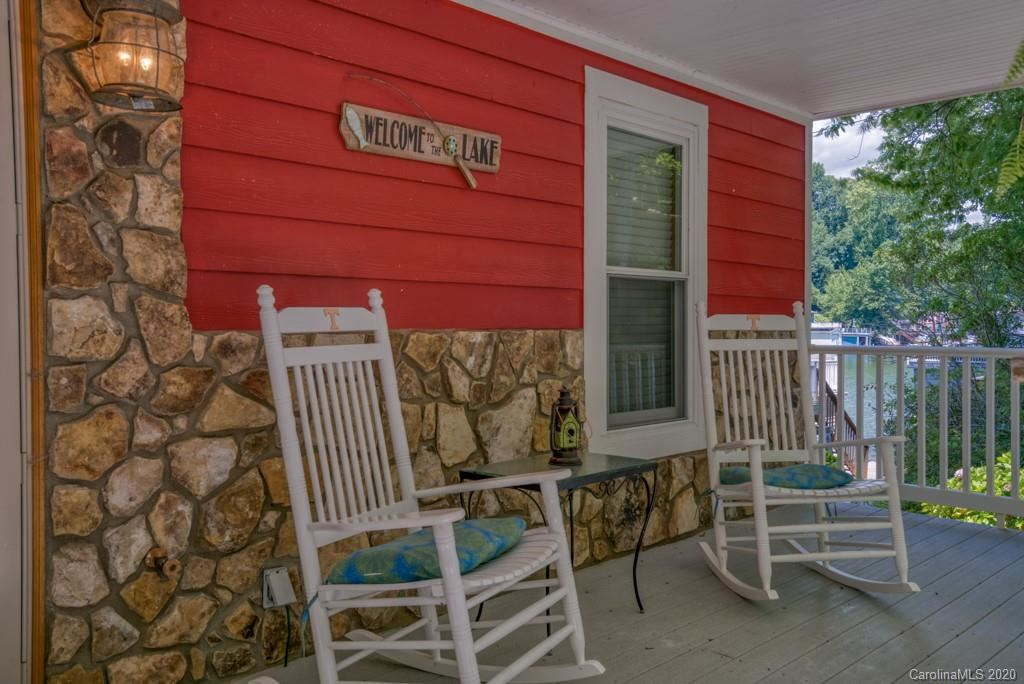Photo of 227 Picnic Point Road, Lake Lure, NC 28746-9829 (MLS # 3642560)