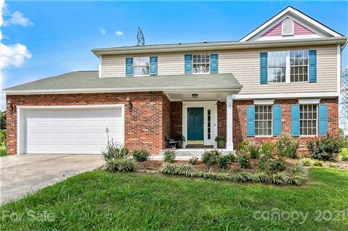 Photo of 11013 Kempsford Drive #3, Charlotte, NC 28262-2506 (MLS # 3769573)