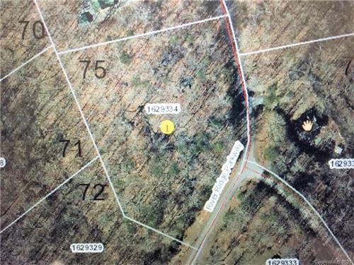 Photo of Lot# 75 River Ridge Parkway, Rutherfordton, NC 28139 (MLS # 3701580)