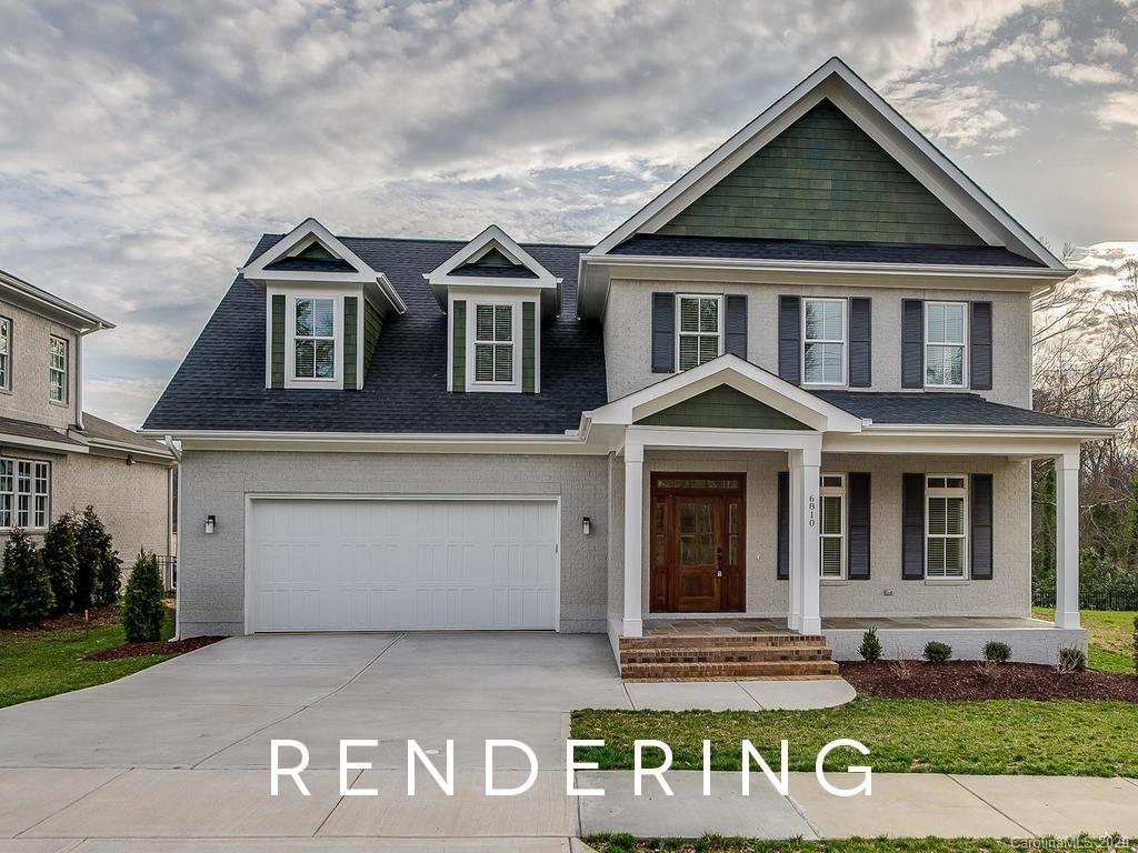 Photo for 4017 Ashton Ridge Lane, Charlotte, NC 28226 (MLS # 3619585)
