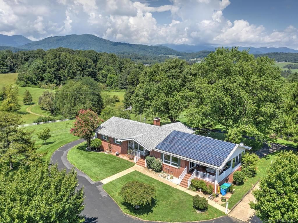 321 Goughes Branch Road, Leicester, NC 28748 - MLS#: 3649593