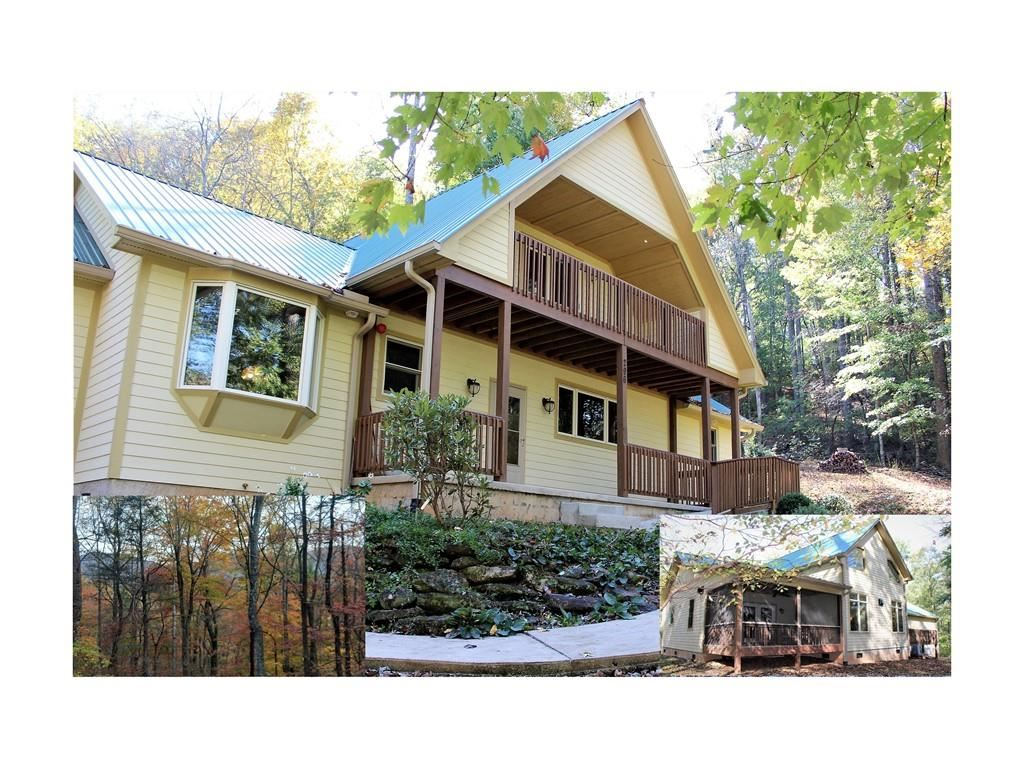 Photo of 296 Luther Burbank Drive, Lake Lure, NC 28746 (MLS # 3678606)