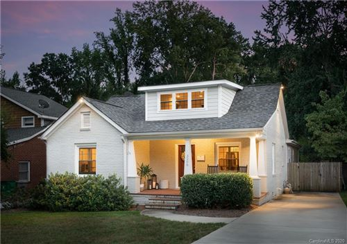 Photo of 3208 Commonwealth Avenue, Charlotte, NC 28205-6225 (MLS # 3662621)