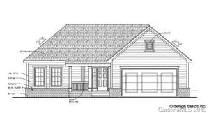 Photo of 3084 Walter Drive NW, Concord, NC 28027 (MLS # 3552624)