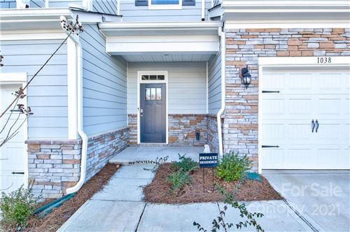 Photo of 1038 Chicory Trace #1023, Lake Wylie, SC 29710-0805 (MLS # 3798647)