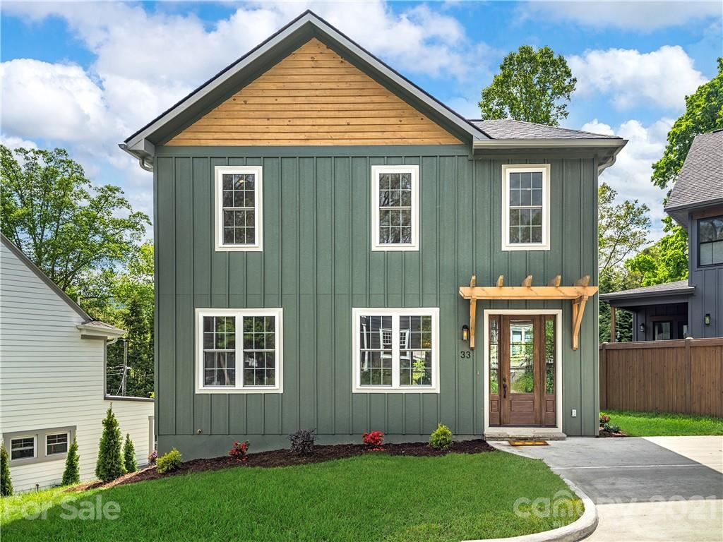 Photo of 33 Montview Drive, Asheville, NC 28801 (MLS # 3737669)