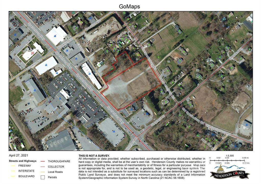 Photo of 00 Spartanburg Highway, Hendersonville, NC 28792 (MLS # 3733671)