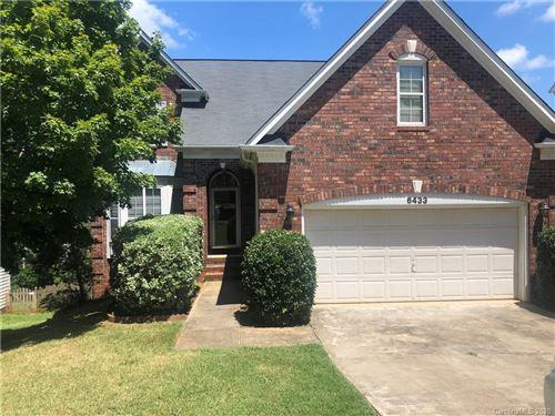 Photo of 6433 Summertree Lane, Charlotte, NC 28270-4808 (MLS # 3635685)