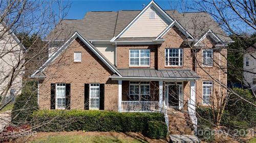 Photo of 16338 Cardross Lane, Huntersville, NC 28078-2206 (MLS # 3710690)