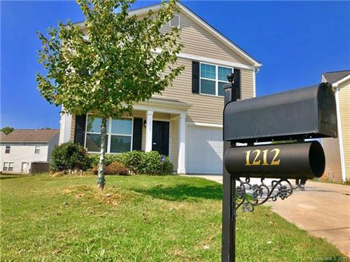 Photo of 1212 Chaser Ridge Court, Charlotte, NC 28216 (MLS # 3550694)