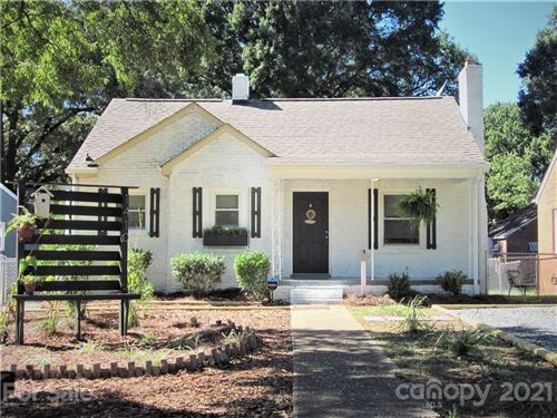 Photo of 1410 Coker Avenue, Charlotte, NC 28208-3919 (MLS # 3775709)