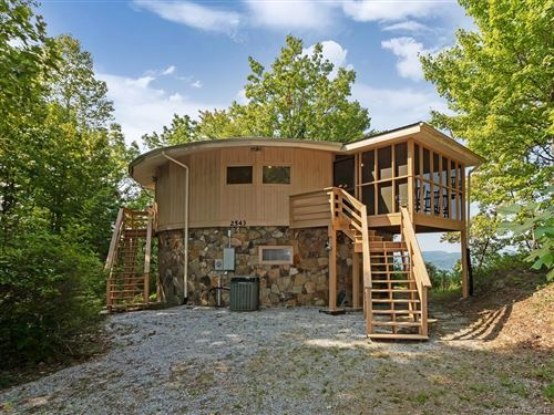 Photo of 2543 Round Mountain Road, Brevard, NC 28712 (MLS # 3549722)