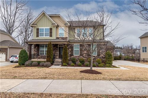Photo of 6404 Myston Lane, Huntersville, NC 28078-6322 (MLS # 3711727)