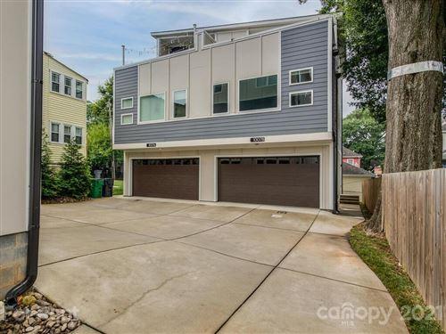 Photo of 1007 Greenleaf Avenue #B, Charlotte, NC 28202 (MLS # 3768732)