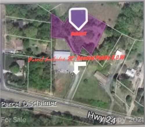 Photo of Vacant Lot 2 Main Street #2, Locust, NC 28097 (MLS # 3502743)
